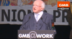 speech president of ireland